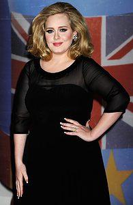 Adele visits hypnotherapist for stage nerves