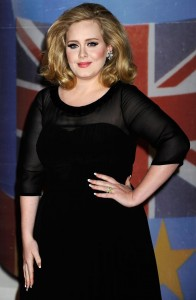 Adele visits hypnotherapist for stage nerves