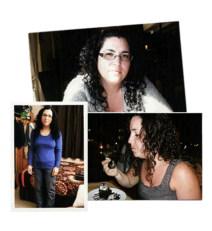 Weight loss case history
