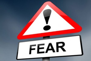 Our 5 Top Fears